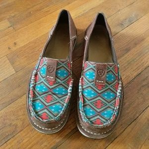Ariat loafers